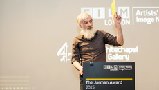 Image of Seamus Harahan Jarman Award