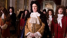 Image of Alan Rickman as Louis XIV in A Little Chaos