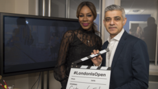 Image of event Amma Asante and Sadiq Khan