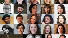 Image of 2020 BFI Vision Awardees