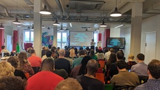 Image of Film London Labs event