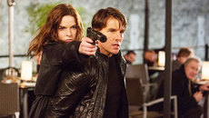Image of Mission Impossible: Rogue Nation