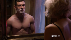 Image of Sense8, a Netflix original series from the Wachowski siblings