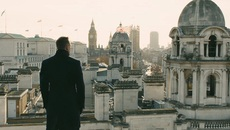 Image of Daniel Craig as James Bond in Skyfall
