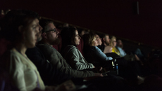 Image of Event hub audience cinema slate day