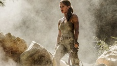 Image of film still Tomb Raider