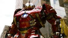 Image of Big Iron Man in Avengers: Age of Ultron